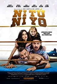 Mauricio Argüelles, Cesar Rodriguez, Bárbara de Regil, and Ana Paula Martínez in Ni Tú Ni Yo (2018)