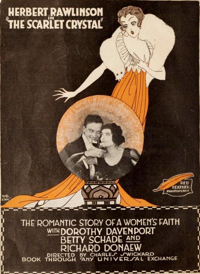 Herbert Rawlinson in The Scarlet Crystal (1917)