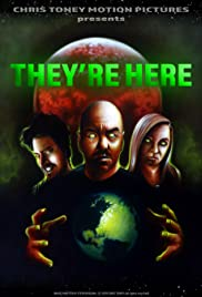 They're Here Poster