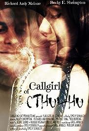 Callgirl of Cthulhu Poster
