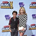 Emmy Mattingly and Tenzing Norgay Trainor in Radio Disney Music Awards (2014)