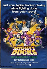 Mighty Ducks Poster - TV Show Forum, Cast, Reviews