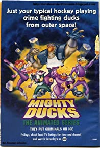 Primary photo for Mighty Ducks