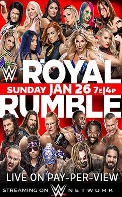 Royal Rumble (2020) German  WEB-HDRip - 480P   720P - x264 - 1GB   2GB - Download & Watch Online  Movie Poster - mlsbd