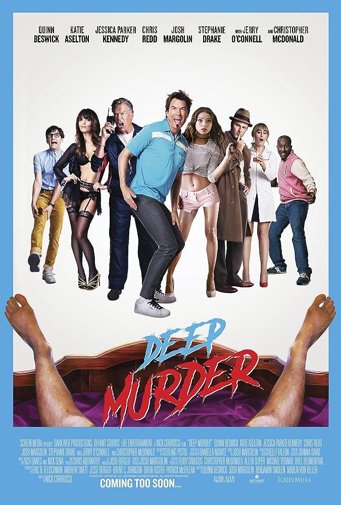 Deep Murder 2020 English 274MB HDRip ESubs Download
