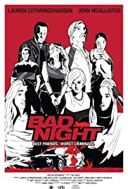 Bad Night Poster