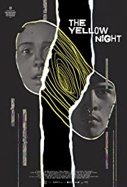 The Yellow Night Poster