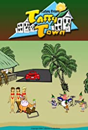 Tales from Taffytown Poster
