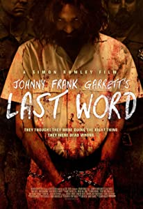 Latest english movies downloads Johnny Frank Garrett's Last Word USA [640x480]