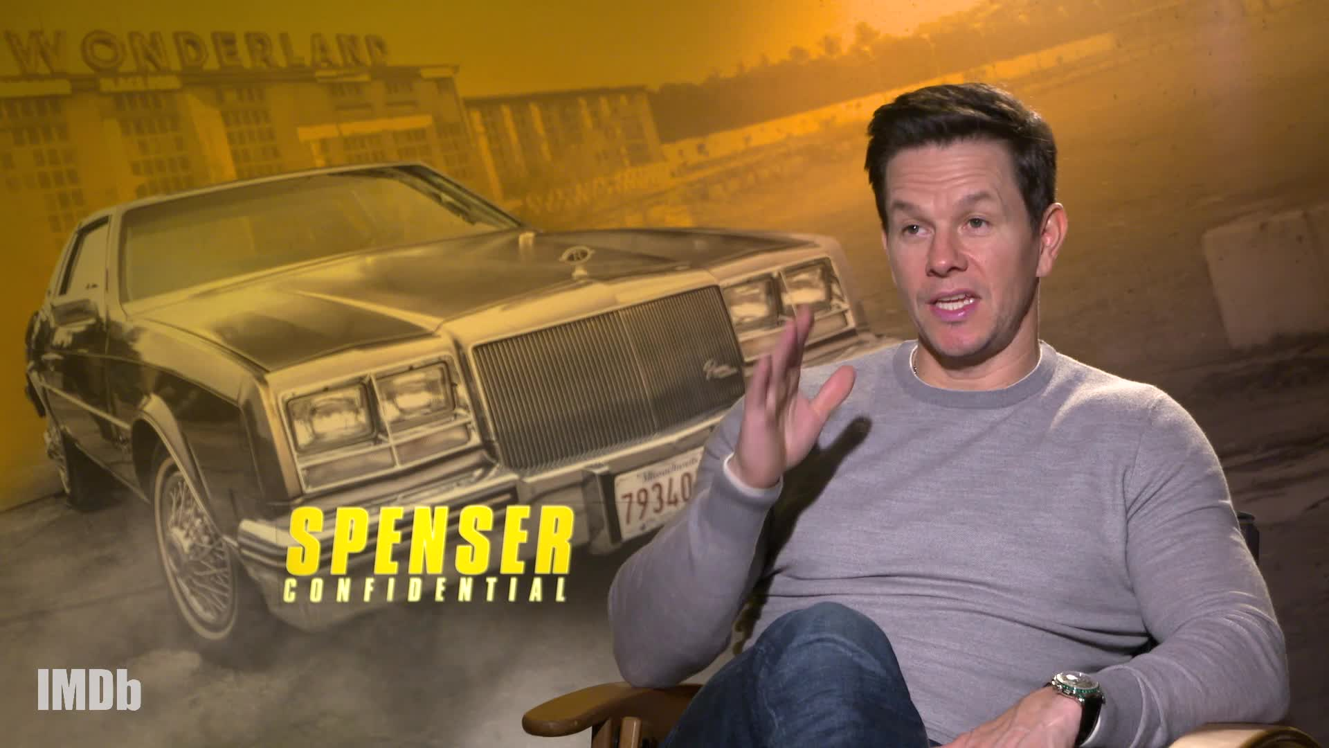 Spenser Confidential Cast Loves To See Mark Wahlberg Get Beat Up