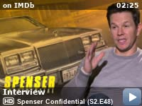 Imdb On The Scene Interviews Spenser Confidential Tv Episode 2020 Imdb