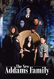 The New Addams Family Poster