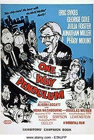 One Way Pendulum (1965) Poster - Movie Forum, Cast, Reviews