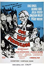 One Way Pendulum (1965) Poster - Movie Forum, Cast, Reviews