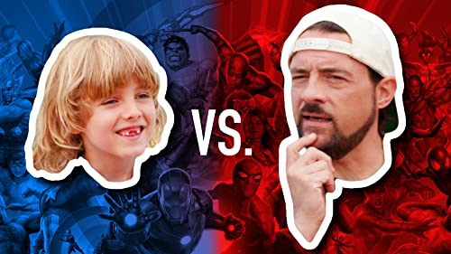 Kevin Smith Gets Schooled by 7-Year-Old Marvel Fan