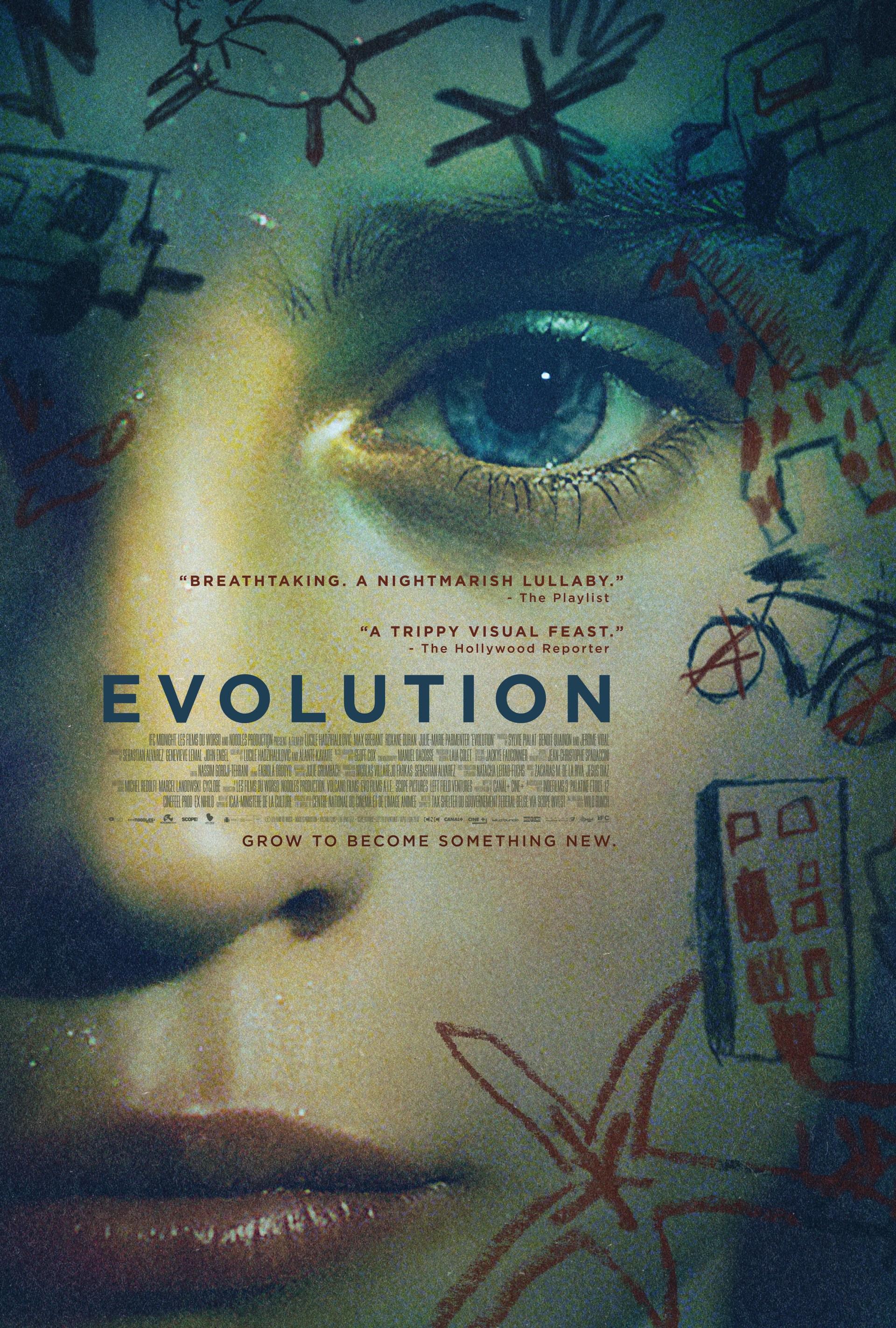 Évolution (2015) - IMDb