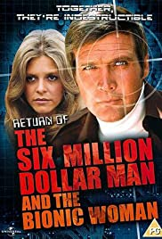 The Return of the Six-Million-Dollar Man and the Bionic Woman Poster