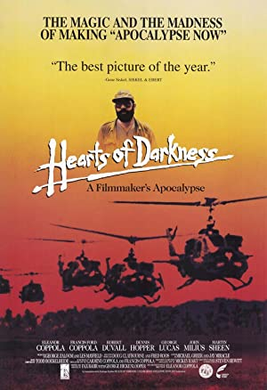 Where to stream Hearts of Darkness: A Filmmaker's Apocalypse