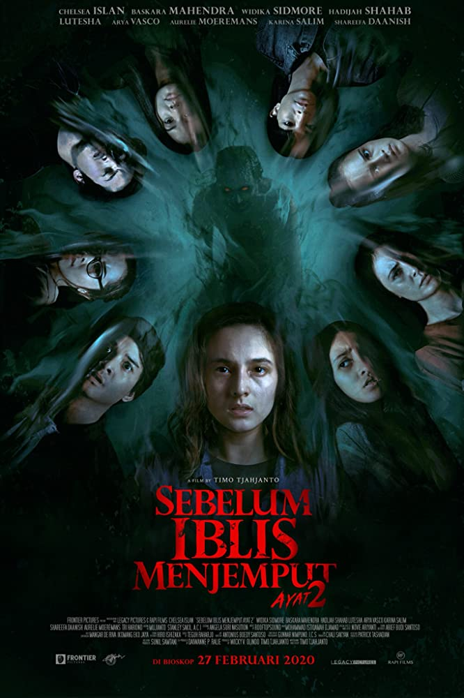 May the Devil Take You Too (2020) Dual Audio 720p HDRip [Hindi + Indonesian]