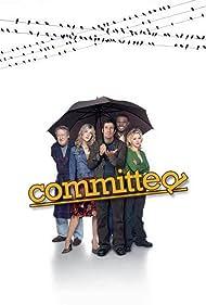 Tammy Lynn Michaels, Jennifer Finnigan, Darius McCrary, Tom Poston, and Josh Cooke in Committed (2005)