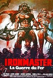 La guerra del ferro: Ironmaster Poster