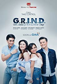 GRIND (Get Ready It's a New Day) Poster