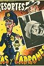 Policías y ladrones (1956) Poster