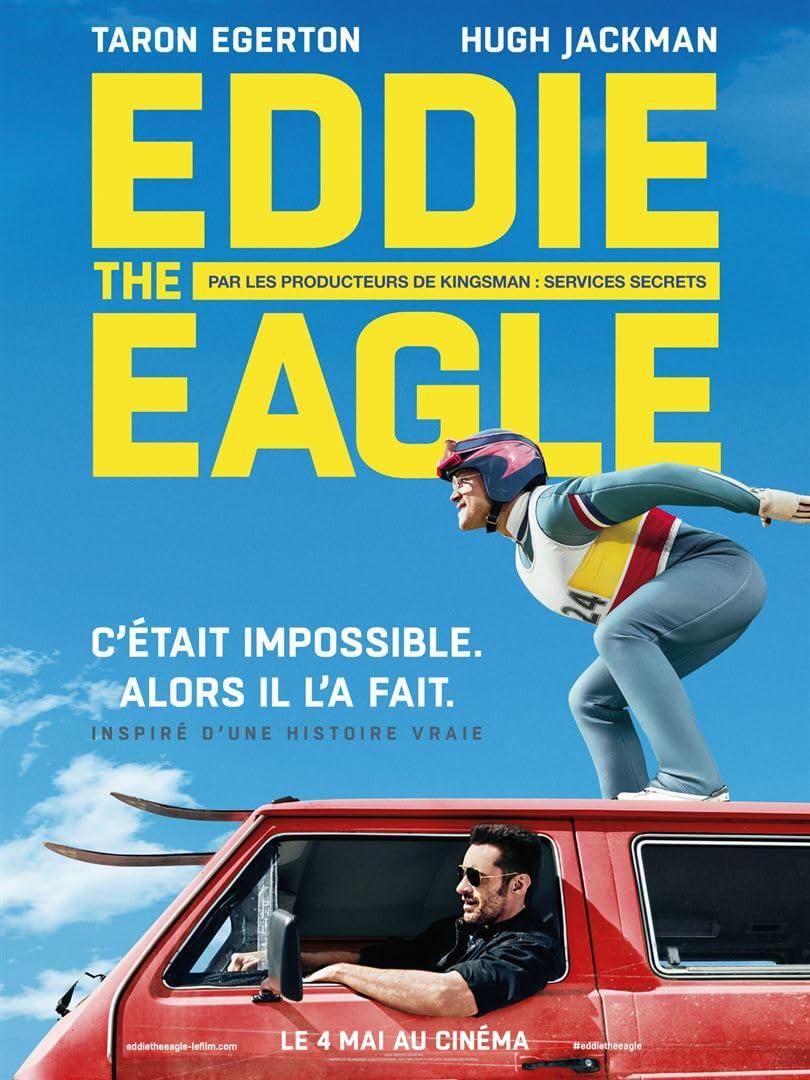 Eddie the Eagle (2015) Hindi Dubbed