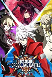 BlazBlue: Cross Tag Battle Poster