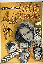 Neljä naista Poster