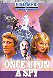 Once Upon a Spy Poster