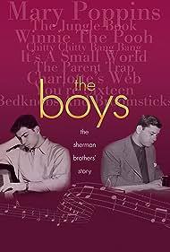 Richard M. Sherman and Robert B. Sherman in The Boys: The Sherman Brothers' Story (2009)