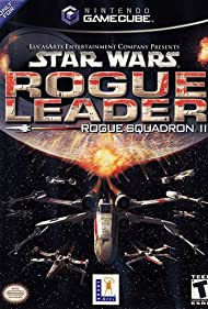 Star Wars: Rogue Squadron II - Rogue Leader (2001) Poster - Movie Forum, Cast, Reviews