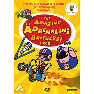 Bittorrent download sites movies The Amazing Adrenalini Brothers [Avi]