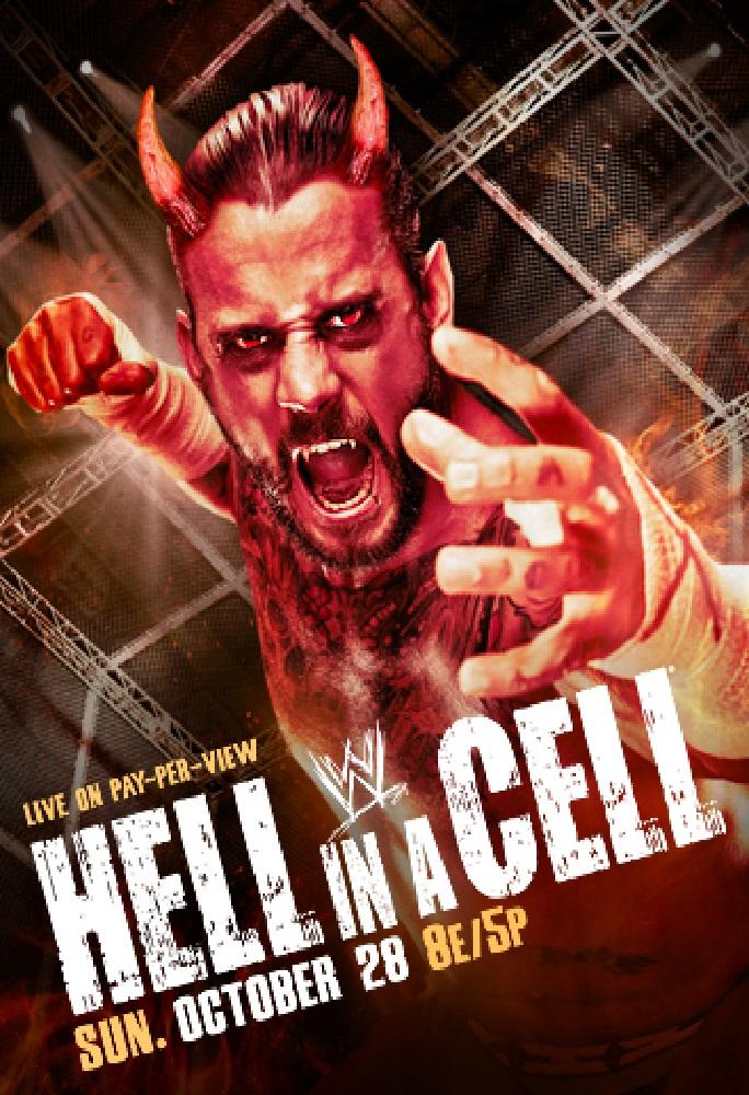 دانلود زیرنویس فارسی فیلم WWE Hell In A Cell 2012