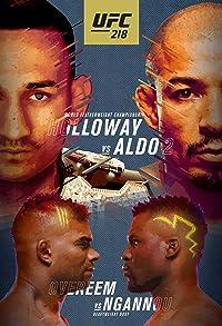 Primary photo for UFC 218: Holloway vs. Aldo 2