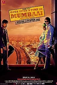 Ajay Devgn, Emraan Hashmi, and Kangana Ranaut in Once Upon a Time in Mumbaai (2010)