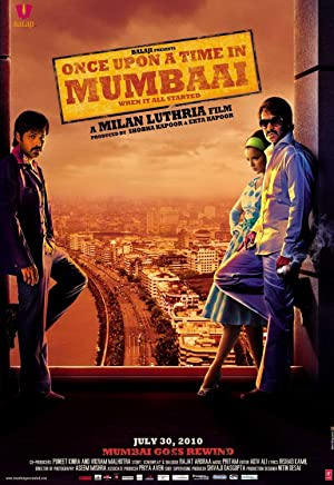 Once Upon a Time in Mumbaai Watch Online