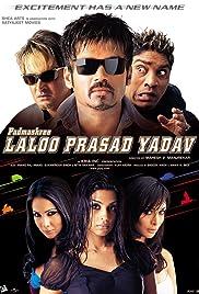 Padmashree Laloo Prasad Yadav Poster