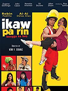 Hollywood new movie trailer download Ikaw pa rin: Bongga ka boy! Philippines [480x640]