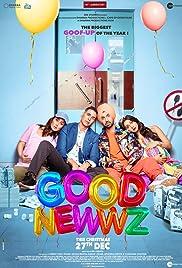 Watch Full HD Movie Good Newwz (2019)