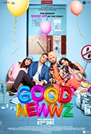 Good Newwz (2019) Hindi 720p BluRay x264 AC3 5.1