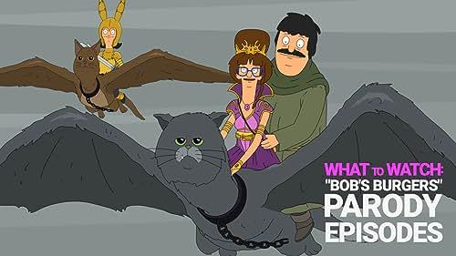 "5 Hilarious ""Bob's Burgers"" Parody Episodes"