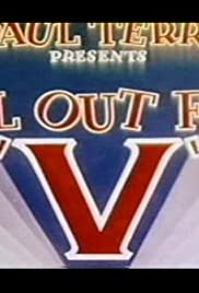 All Out for 'V' Poster
