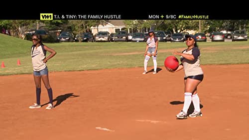 T.I. & Tiny: The Family Hustle Athletic Off