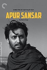 Soumitra Chatterjee in Apur Sansar (1959)
