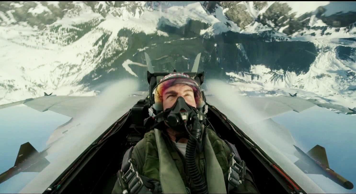 Official Trailer: San Diego Comic-Con from Top Gun: Maverick (2020)