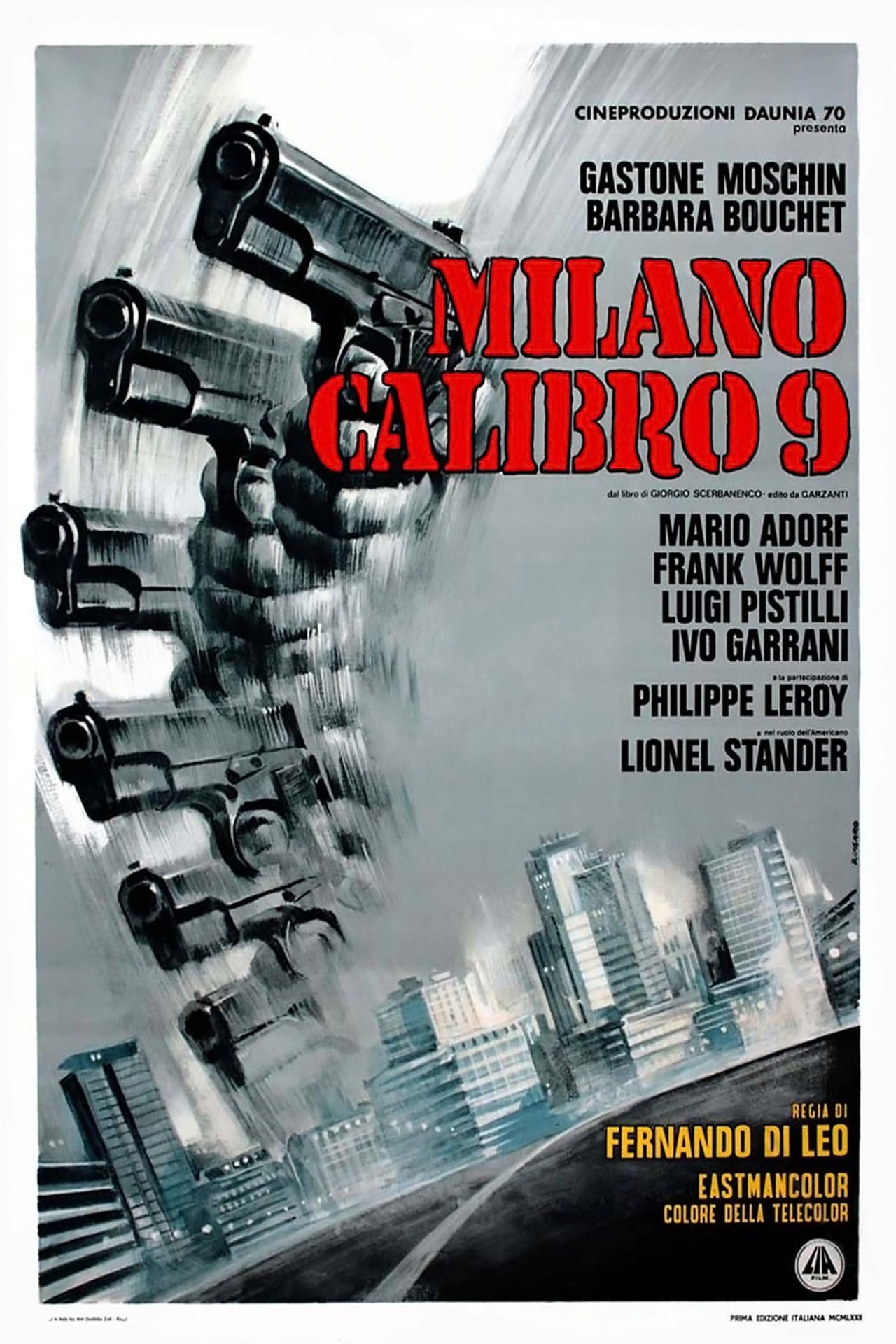 Caliber 9 1972 Imdb