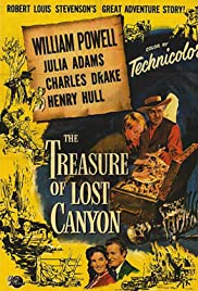 The Treasure of Lost Canyon Poster