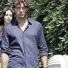 Sabrina Ferilli and Gabriel Garko in Caldo criminale (2010)